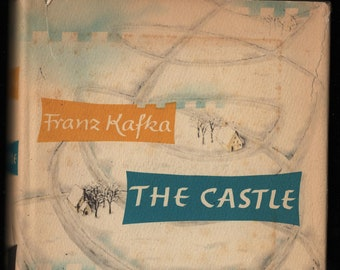 The Castle * Definitive Edition * Franz Kafka *  * Alfred A. Knopf * 1965 * Vintage Literature Book