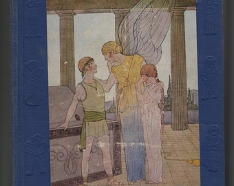 Legends Every Child Should Know * Hamilton Wright Mabie * The Parents Institute * 1906 * Vintage Kids Book