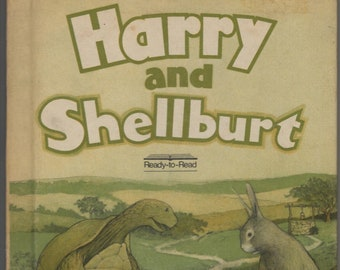 Harry and Shellburt * First Edition * Dorothy O Van Woerkom * Erick Ingraham * Weekly Reader * 1977 * Vintage Kids Book