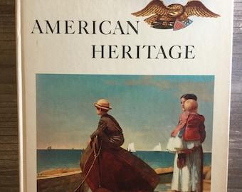 American Heritage * August 1957 * Volume VIII * Number 5 * American Heritage Publishing * 1957 * Vintage History Book