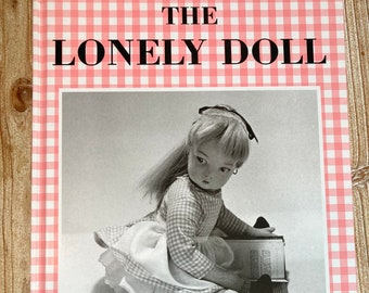 The Lonely Doll * Dare Wright * Houghton Mifflin * 1985 * Vintage Kids Book