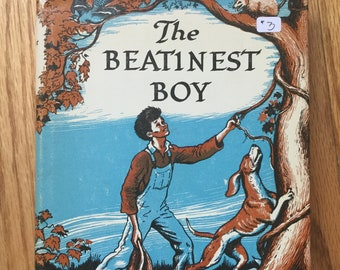 The Beatinest Boy * Jesse Stuart * Robert Henneberger * McGraw Hill * 1953 * Vintage Kids Book