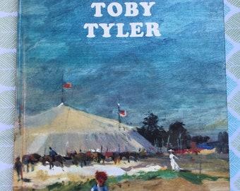 Toby Tyler * James Otis * Charles Mozley * American Education Publications * 1971 * Vintage Kids Book