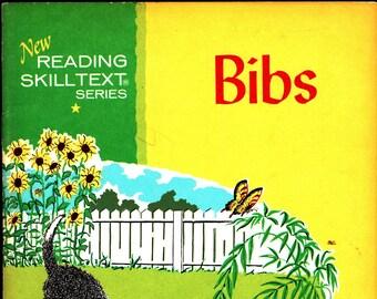 Bibs * New Reading Skill Text Series * Eleanor Dart * Charles E. Merrill Books, Inc. * 1961 * Vintage Kids Book