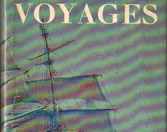 Voyages + Herman Melville + 1970 + Vintage Book