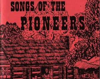 Albert E. Brumley's Songs of the Pioneers + 1970 + Vintage Music Book