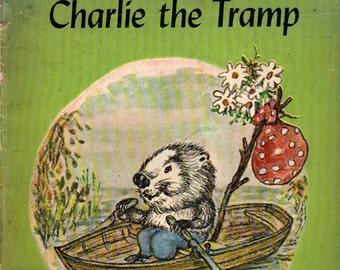 Charlie the Tramp + Russell Hoban + Lillian Hoban + 1966 + Vintage Kids Book