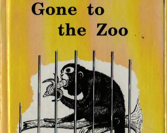 Gone to The Zoo and Other Stories + Lucy Ann Conley + Lester M. Miller and June Herr + 1979 + Vintage Kids Book