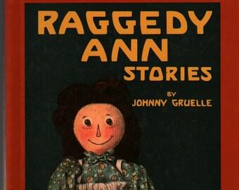 Raggedy Ann Stories * Johnny Gruelle * Simon & Schuster * 1993 * Vintage Kids Book