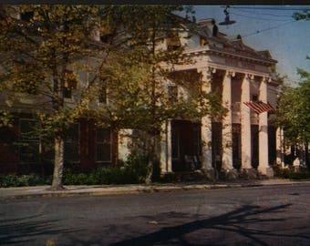 Boone Tavern – Berea College +  Berea, Kentucky, Vintage Kodachrome Postcard