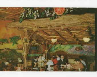 Clifton's Pacific Seas * Los Angeles * California * 1956 * Color-Brite * Vintage Postcard