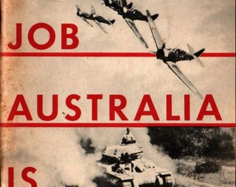 The Job Australia Is Doing + Vintage Book