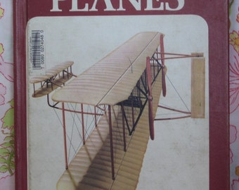 The Book of Fantastic Planes * Nicholas de Vere * Roy Coombs * 1974 * Vintage Kids Book
