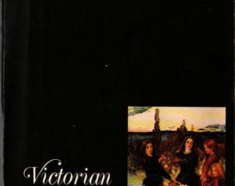 Victorian Prose and Poetry Oxford Anthology of English Literature + Lionel Trilling and Harold Bloom + 1976 + Vintage Book