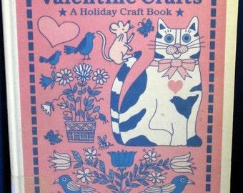 Valentine Crafts a Holiday Craft Book * Judith Hoffman Corwin * 1994 * Vintage Kids Book