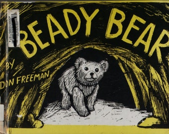 Beady Bear + Don Freeman + 1982 + Vintage Kids Book