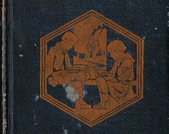 The Lincoln Readers: Fourth Reader + Isobel Davidson and Charles J. Anderson + Bernice Oehler + 1922 + Vintage Kids Book