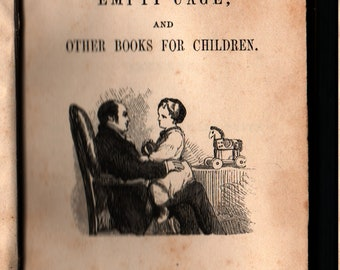 The Empty Cage and Other Books for Children + The American Tract Society + Vintage Religious Book