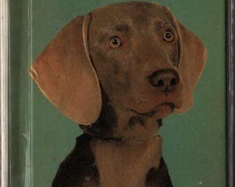 Weimaraners * Anna Katherine Nicholas * T. F. H. Publications, Inc. * 1988 * Vintage Reference Book
