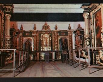 Mission San Fernando – California – Vintage Souvenir Postcard