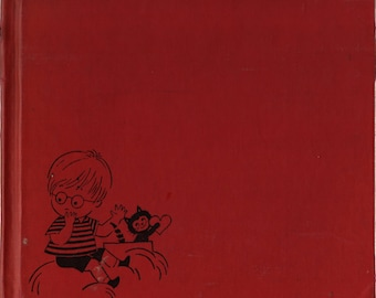 Willy, Willy, Don't Be Silly * First Edition * Ilse-Margret Vogel * 1965 * Vintage Kids Book