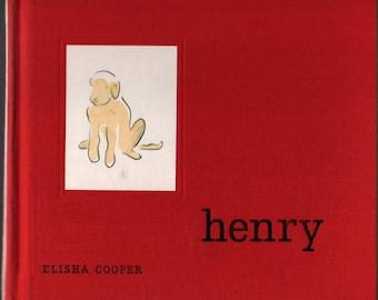 Henry * Elisha Cooper * Chronicle Books * 1999 * Vintage Kids Book