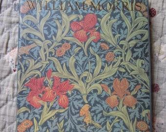 The Designs of William Morris * Phaidon Miniatures * Phaidon Press * 1995 * Vintage Art Book