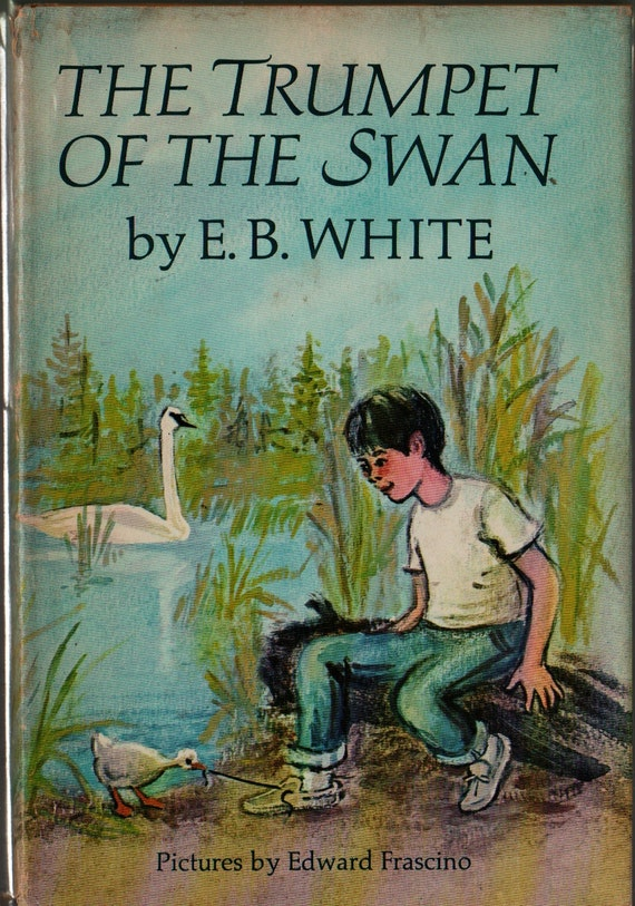 The Trumpet Of The Swan Book