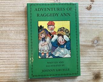 Adventures of Raggedy Ann * Johnny Gruelle * Avenel * 1988 * Vintage Kids Book