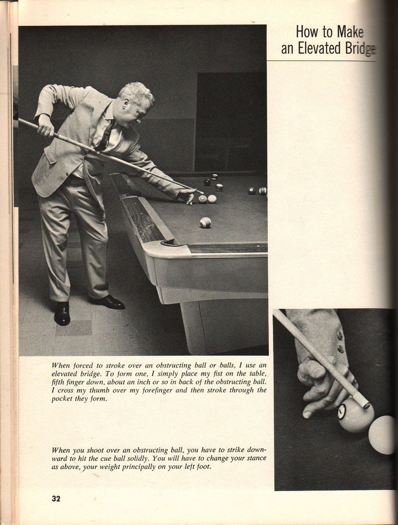 Billiards For Everyone Luther Lassiter 1965 Vintage Book