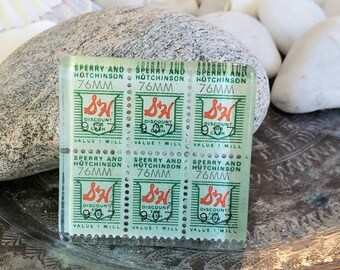 S&H Green Stamps Magnet - 1960s