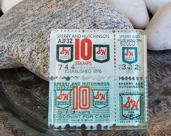 S&H Green Stamps Magnet - 10s and 1s