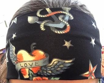Tattoo You Headband