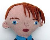 Little guy 5- boy doll