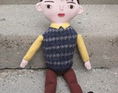 Little Guy 6- boy doll