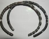 Wrought IRON Steel  Bracelet