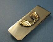 Wings money clip