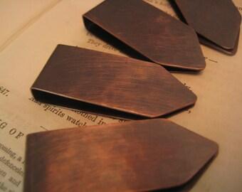 PERFECT BOOKMARK  in Copper 4 bookmarks