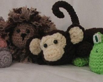 Lazy Days 2 crochet pattern