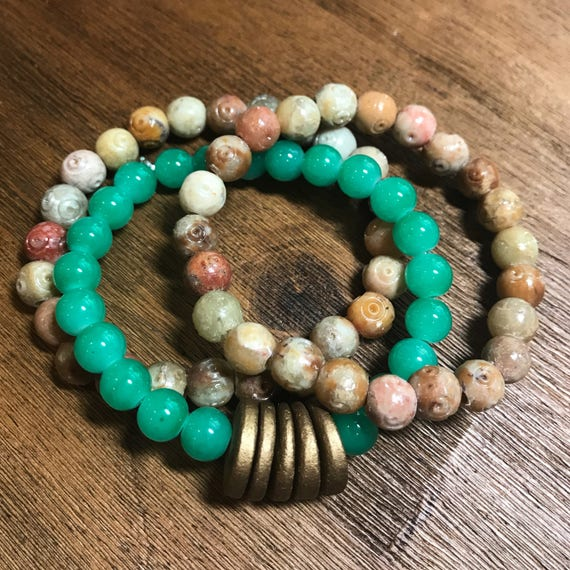 Beach Bum Bracelet Stack