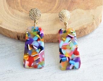 Statement earrings | Etsy