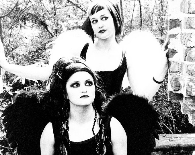 Gothic Angels Photograph