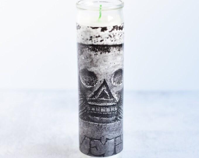 Headstone Prayer Candle