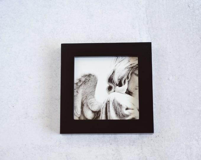 Cemetery Angel Framed Photo
