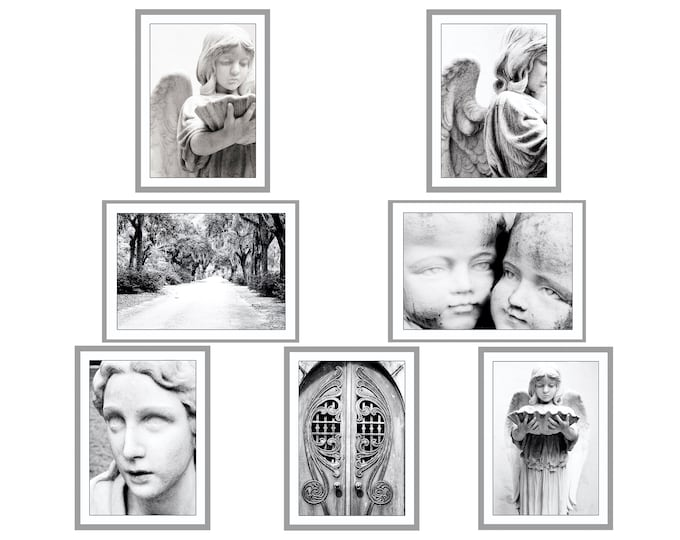 Bonaventure Cemetery Photo Postcards