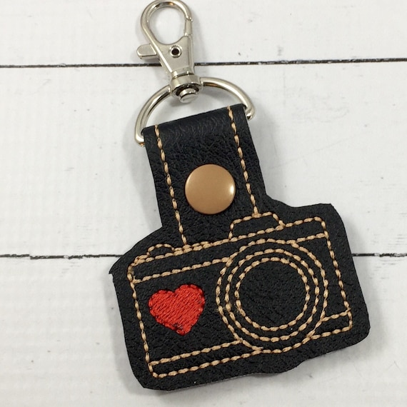 Camera Keychain photographer key fob photography planner  20d1822180