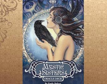 Mystic Sisters Oracle Deck by Emily Balivet