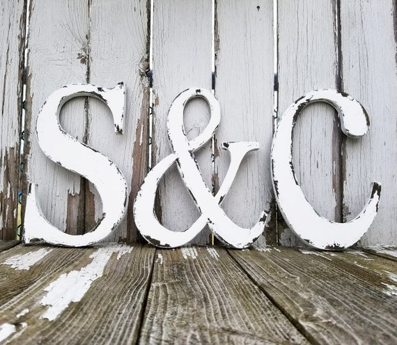 Wooden Letters Wall Letters Wooden Name Letters 10 Inches Tall Wood Letters For Nursery Nursery Wall Art Painted Wood Letters