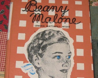 Dear Pen Pal The Mother-Daughter Book Club Vintage Book, Beany Malone Nov