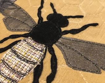 Honeybee Wallhanging